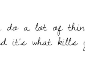 quotes, kill, and text image