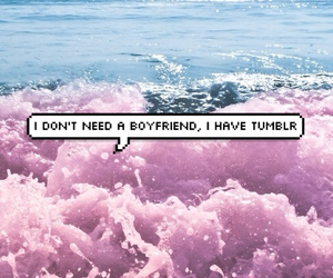 beach, like, and pink image