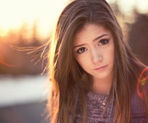 beautiful girl, chrissy, and heart atack image