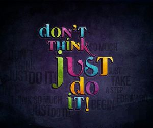 quotes and think image