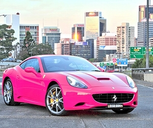 car, like it, and pink image