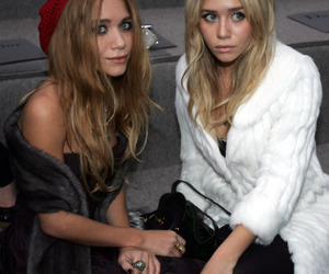 ashley olsen, olsen, and mary-kate olsen image