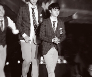 exo, kris, and d.o image