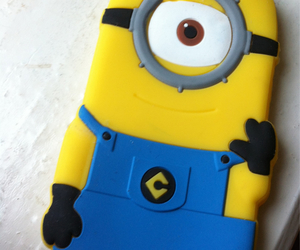 case, despicableme, and cute image