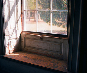 window and vintage image