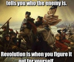 revolution, quotes, and war image