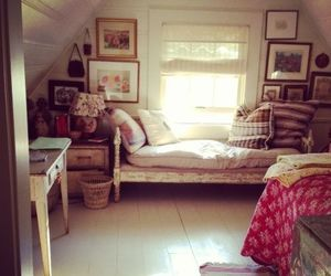 bedroom, portrait, and Grudge image