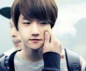 exo, exok, and cute image