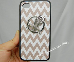hunger games, catching fire, and iphone case image