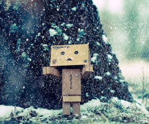 danbo, winter, and january image
