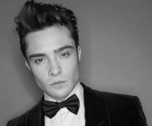 black and white, sexx, and chuck bass image