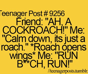 teenager post, lol, and so true image