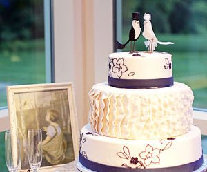 cake, party, and decor image