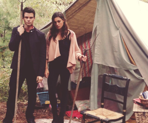 The Originals, phoebe tonkin, and elijah mikaelson image