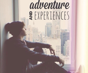 adventures, experiences, and hot guy image