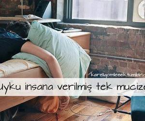 miracle, sleeping, and uyku image