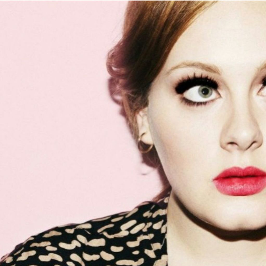 Adele and perfect image