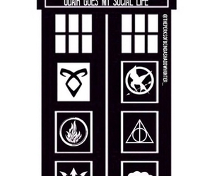 Avengers, doctor who, and fandoms image