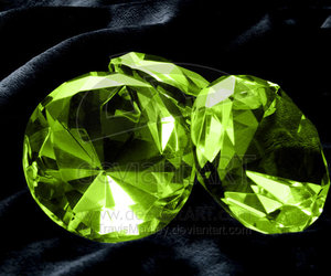 emerald and sparkle image