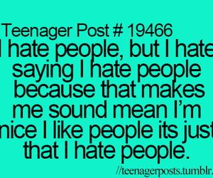 teenager post and people image