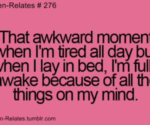 teenager post, bed, and awkward image