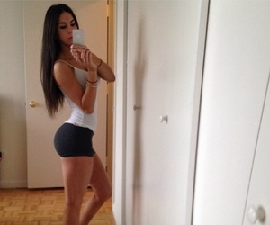 fitness, jen selter, and girl image