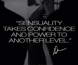 confidence, power, and dkny image