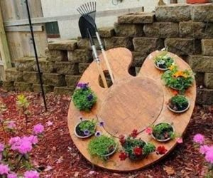creative, flowers, and gadgets image