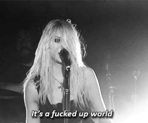 Taylor Momsen and world image