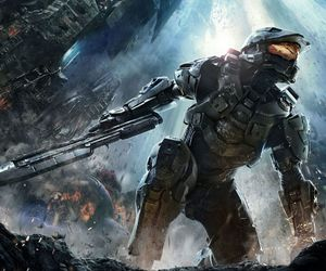 halo, game, and halo 4 image