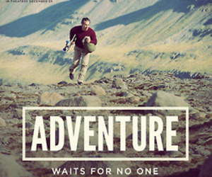 walter mitty, adventure, and life image