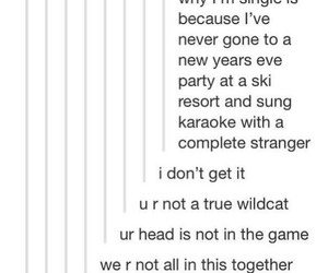 high school musical, funny, and tumblr image