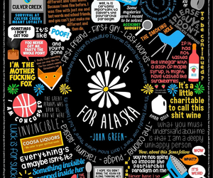 books, looking for alaska, and quotes image
