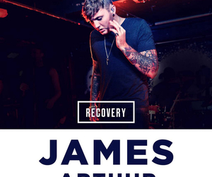 james arthur, recovery, and music image