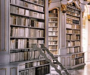 books, interiors, and decor image
