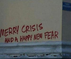 funny, lol, and merry crisis image