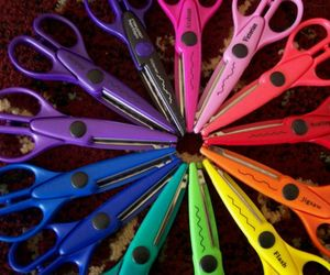 colors and rainbow image