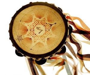 Patti Smith, tambourine, and capricorn image