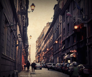 photography, city, and street image