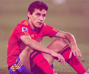 soccer, spain, and sexy guys image