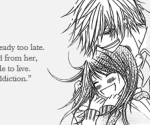 manga, dengeki daisy, and couple image