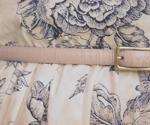 belt, fashion, and dress image