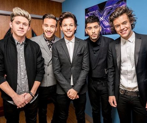 one direction, Harry Styles, and liam payne image