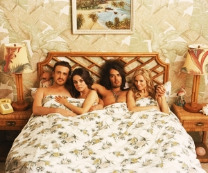 forgetting sarah marshall, Mila Kunis, and russell brand image