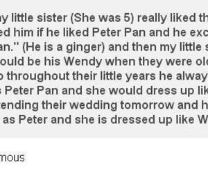 peter pan, wendy, and cute image