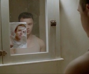 mickey milkovich, gallavich, and shameless image