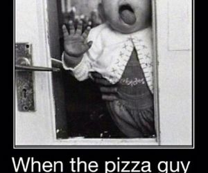 funny, lol, and pizza image