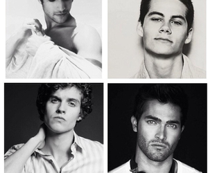 dylan, tyler, and the lovee of my life image