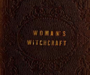 witch, witchcraft, and woman image