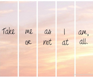 quote, love, and me image